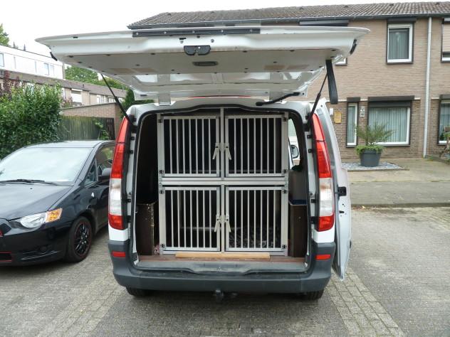 transportkooien hondenuitlaatservice Veldhoven